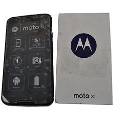 Motorola Moto X 2Nd Gen XT1092 16GB Black Factory Unlocked 4G/LTE Simfree