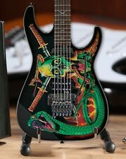 GEORGE LYNCH 1:4 Scale Wicked Sensation Snake/Skull Replica Guitar~Axe Heaven