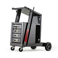ROSSI Welding Cart Trolley Welder Cabinet