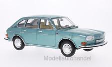 VW 411, metallic-türkis, 1969 - 1:18 BOS  *NEW*
