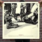 """Shepard Fairey """"The High Cost Of Free Speech"""" Print x/575 Signed Obey CONFIRMED"""
