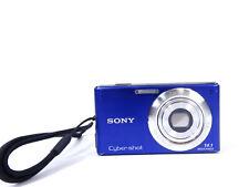 Sony Cyber-shot DSC-W530 14.1MP Digital Camera - Blue - Point & shoot