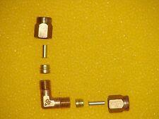 Saeco Dichtsatz für J-Boiler Durchlauferhitzer Winkelstück 4mm und 5mm Anschluss