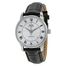 Mido Baroncelli Stainless Steel Mens Watch M8600.4.21.4