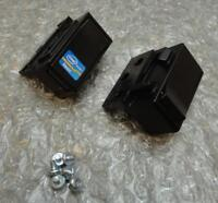 Dell PowerEdge R310 R320 R410 R415 R420 Mounting Ears Lugs complete with Screws