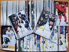 2020/21 Upper Deck Extended Series 200 Card Base Set