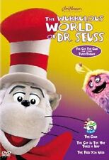 THE WUBBULOUS WORLD OF DR. SEUSS - THE GINK, THE CAT IN THE HAT TAKES A NA (DVD)