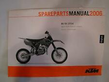 KTM 85 SX 17/14 Spare Parts Manual: Chassis 3CF6001F8EN