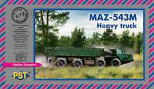 PST 1/72 MAZ-543M Heavy Truck # 72100