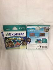 Pixar Pals Leap Frog Pad LeapPad 2 Leapster Explorer Science Game new open box