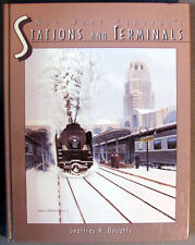 New York Central's Stations and Terminals HC Book