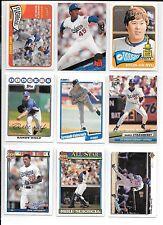 Sandy Koufax plus 8 more Dodgers card lot