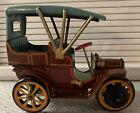 Vintage Trade Mark Modern Toys Tin Litho Friction Car