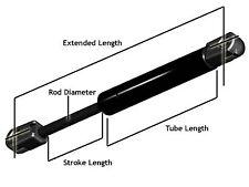 2 Front Bonnet Gas Struts fit Ford F150 F250 & F350 Utility (6484 alternative)