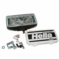 Hella Comet 550 Spot Driving Light With Cover & H3 Bulb 55w 12v Universal AUD