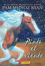 Pinta el viento: (Spanish language edition of Paint the Wind) (Spanish Edition)