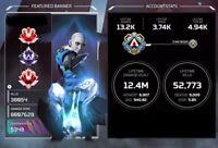 Apex Legends 20 Kill, 4k Badge (PS4 & XBOX) [READ DESCRIPTION]