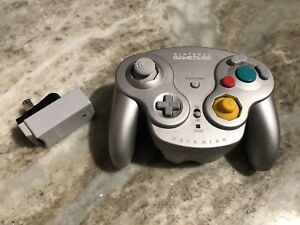 Nintendo GameCube WaveBird Wireless Controller - Grey with receiver