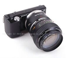 Kipon Adapter for Minolta MD/MC MF lens to Sony E mount NEX-7 full frame a7/a74