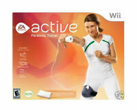 Wii Active Personal Trainer Nintendo Workout Wii Game Complete