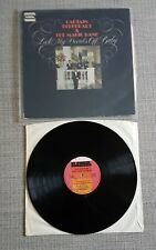 CAPTAIN BEEFHEART-LICK MY DECALS OFF BABY-ORIGINAL UK ISSUE LP ON STRAIGHT/CBS