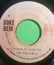 I WANNA BE WITH YOU  / MOTHER  NATURE THE PARAGONS