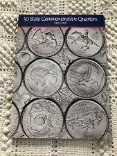 Commemorative Quarter Tri-Fold Folder
