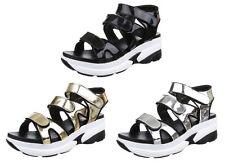 Markenlose Damen-Sandalen & -Badeschuhe für Hoher Absatz (5-8 cm) und Freizeit