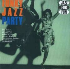 Jazz for Fun-Funky Jazz Party Art Blakey's Jazz Messengers, Art Farmer,.. [2 CD]