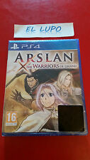 Arslan the Warriors of Legend Jeu Ps4 Koch Media