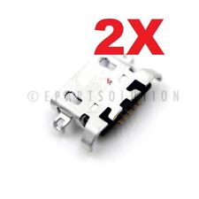 """2X Acer Iconia One 10"""" B3-A20 Micro USB Charger Charging Port Dock Connector"""