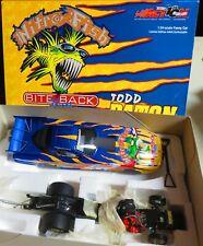 TODD PATON, 1/24 ACTION 2002 FUNNY CAR, NITRO FISH, BITE BACK TOUR