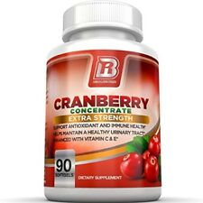 BRI Nutrition 3x Strength 12,600mg CranGel Power Plus: High Potency, Maximum C