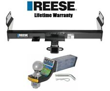"""Reese Trailer Hitch For 11-19 Jeep Grand Cherokee WK2 Class 3 w/ Mount & 2"""" Ball"""