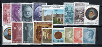 Luxembourg 1977 Neuf ** 100% Roi, Baroque, Paysages