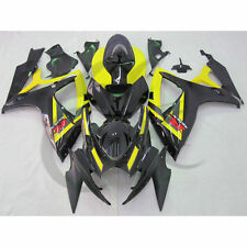 INJECTION Mold Plastic Fairing Bodywork Fit For SUZUKI GSXR 600 750 06-07 K6 14B