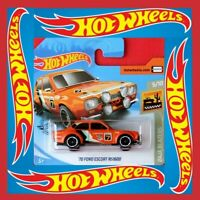 Hot Wheels 2020   ´70 FORD ESCORT RS1600   52/250 NEU&OVP