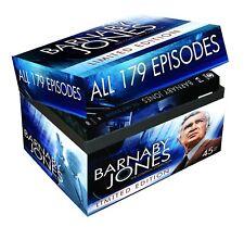 Barnaby Jones The Complete Season Series 1+2+3+4+5+6+7+8 DVD Box Set Limited ED