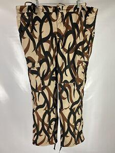 NWT ASAT Camo Elite Ess Pants Men 2XL 44x32 Polyester