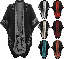 Poncho Long Jumpers & Cardigans for Women