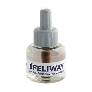Feliway Classic 30 Day Refill, 48ml for stressed cats