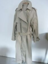 BURBERRY Veste Trench-Coat imperméable (24093)