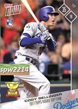 2017 Topps Now All Star Rookie Cup Team Cody Bellinger #OS10