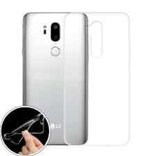 CoverKingz LG G7 ThinQ Handy-Hülle Soft-Case ultra-slim Cover transparent