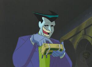 New Batman Adventures-Original Production Cel/Drawing-Joker-Joker's Millions