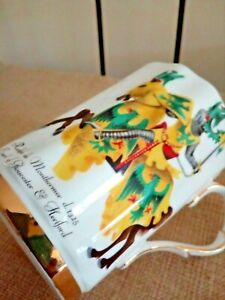 Fine Bone China Windsor Mug with Ralph de Monthermer Earl of Gloucester Art Deco