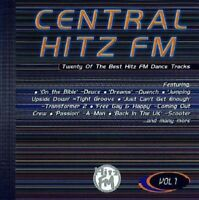 CENTRAL HITZ FM ~ Vol 1 ~ CD Album ~ GC ~ FREE POST!