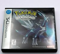 Pokemon Diamond Version Nintendo DS Game NDS Lite DSi 2DS 3DS XL a F01