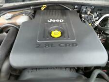 JEEP CHEROKEE ENGINE DIESEL, 2.8, TURBO, KJ, 11/04-11/07 04 05 06 07