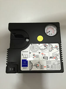 MERCEDES-BENZ Pneus füllkompressor pour Tirefit - Set de dépannage CLASSE A+ B